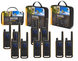 Motorola Walkie Talkie T82 Extreme - Ten Pack