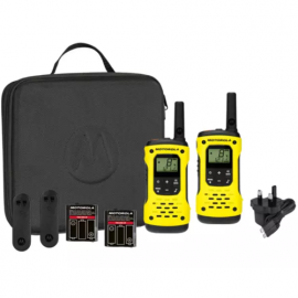 Motorola Waterproof Walkie Talkie H20 T92 Twin Pack
