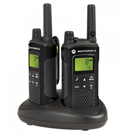 Motorola Walkie Talkie XT180 - Twin Pack