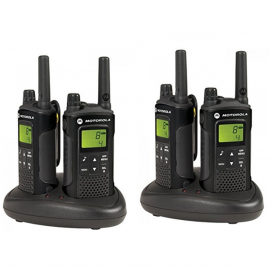 Motorola Walkie Talkie XT180 - Quad Pack